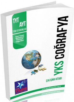 Tek Yıldız Yayınları 2. Oturum  AYT Coğrafya Çalışma Kitabı
