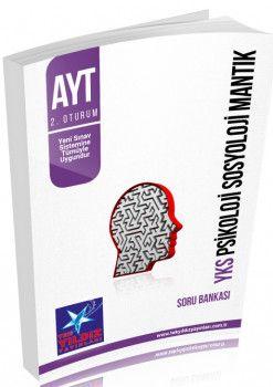 Tek Yıldız Yayınları 2. Oturum AYT Psikoloji Sosyoloji Mantık Soru Bankası