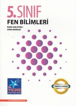 Tek Yıldız Yayınları 5. Sınıf Fen Bilimleri Konu Anlatımlı Soru Bankası