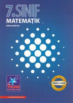 Tek Yıldız Yayınları 7. Sınıf Matematik Soru Bankası