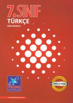 Tek Yıldız Yayınları 7. Sınıf Türkçe Soru Bankası