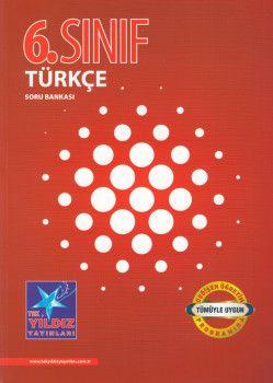 Tek Yıldız Yayınları 6. Sınıf Türkçe Soru Bankası
