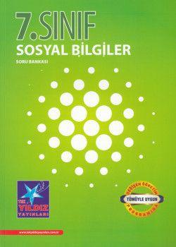 Tek Yıldız Yayınları 7. Sınıf Sosyal Bilgiler Soru Bankası