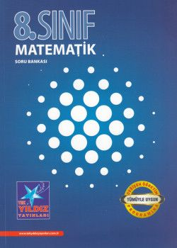 Tek Yıldız Yayınları 8. Sınıf Matematik Soru Bankası