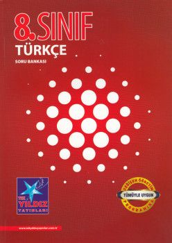 Tek Yıldız Yayınları 8. Sınıf Türkçe Soru Bankası