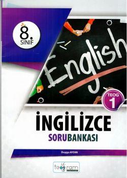 Teogram 8. Sınıf TEOG 1 İngilizce Soru Bankası