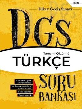 Tercih Akademi 2021 DGS Türkçe Soru Bankası Çözümlü