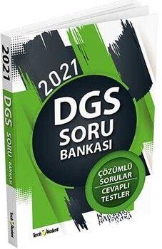 Tercih Akademi 2021 DGS Çözümlü Soru Bankası
