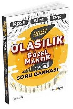 Tercih Akademi 2021 KPSS DGS ALES OLASILIK Sözel Mantık Tamamı Çözümlü Soru Bankası