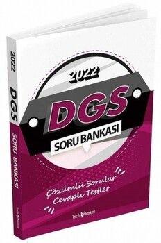 Tercih Akademi 2022 DGS Tamamı Çözümlü Soru Bankası