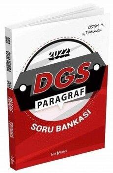 Tercih Akademi 2022 DGS Paragraf Soru Bankası
