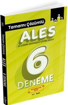 Tercih Akademi ALES Tamamı Çözümlü 6 Deneme