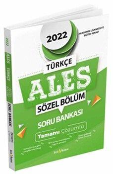 Tercih Akademi ALES Türkçe Soru Bankası