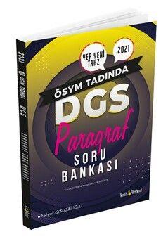 Tercih Akademi DGS Paragraf Soru Bankası