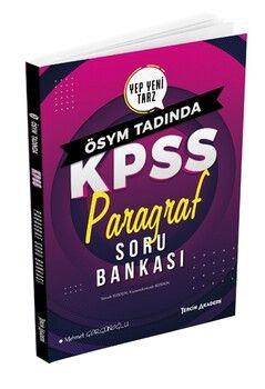 Tercih Akademi KPSS Paragraf Soru Bankası