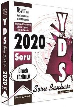 Tercih Akademi Yayınları YDS Çözümlü Soru Bankası