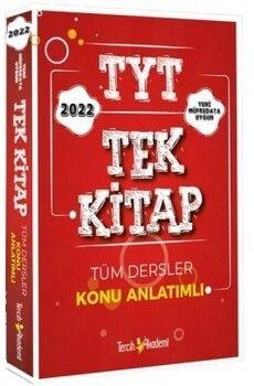 Tercih Akademi Yayınları TYT Tüm Dersler Konu Anlatımlı Tek Kitap