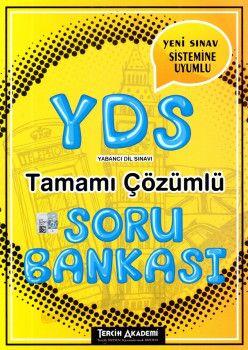 Tercih Akademi YDS Tamamı Çözümlü Soru Bankası