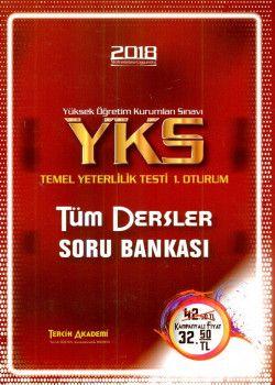 Tercih Akademi YKS 1. Oturum TYT Tüm Dersler Soru Bankası