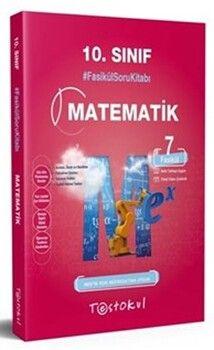 Test Okul 10. Sınıf Matematik Fasikül Soru Kitabı