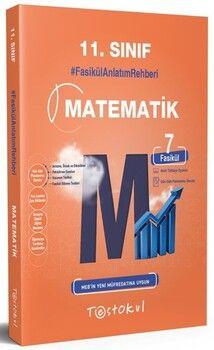 Test Okul 11. Sınıf Matematik Fasikül Anlatım Rehberi