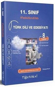 Test Okul 11. Sınıf Türk Dili ve Edebiyatı Fasikül Soru Kitabı