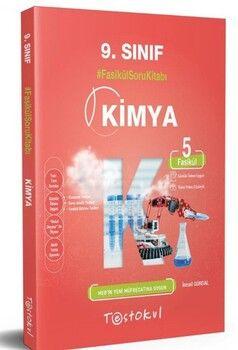 Test Okul 9. Sınıf Kimya Fasikül Soru Kitabı