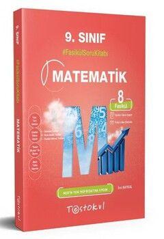 Test Okul 9. Sınıf Matematik Fasikül Soru Kitabı