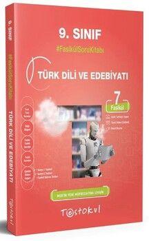 Test Okul 9. Sınıf Türk Dili ve Edebiyatı Fasikül Soru Kitabı