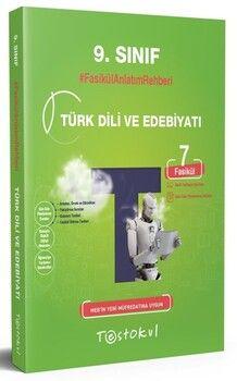 Test Okul 9. Sınıf Türk Dili ve Edebiyatı Fasikül Anlatım Rehberi