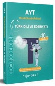 Test Okul AYT Türk Dili ve Edebiyatı Fasikül Anlatım Rehberi