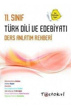 Test Okul Yayınları 11. Sınıf Türk Dili ve Edebiyatı Ders Anlatım Rehberi