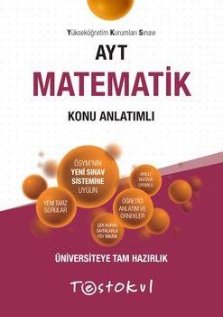 Test Okul Yayınları AYT Matematik Konu Anlatımlı