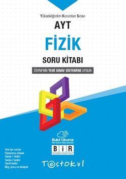 Test Okul Yayınları AYT Fizik Soru Kitabı