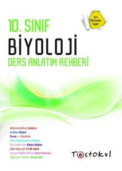Test Okul Yayınları 10. Sınıf Biyoloji Ders Anlatım Rehberi
