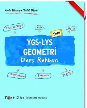 Test Okul Yayınları YGS LYS Geometri Ders Rehberi