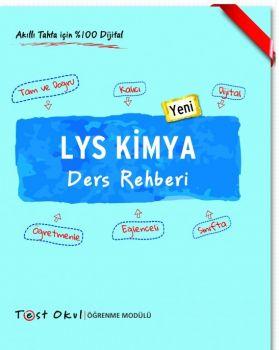Test Okul Yayınları LYS Kimya Ders Rehberi
