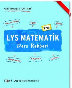 Test Okul Yayınları LYS Matematik Ders Rehberi