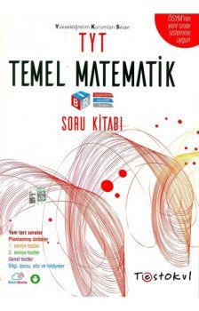 Test Okul Yayınları TYT Temel Matematik Soru Kitabı