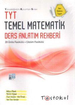 Test Okul Yayınları TYT Temel Matematik Ders Anlatım Rehberi