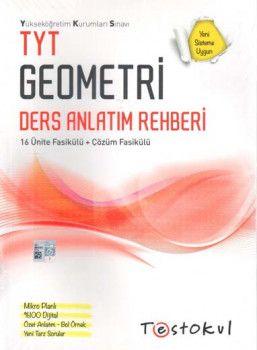 Test Okul Yayınları TYT Geometri Ders Anlatım Rehberi