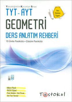 Test Okul Yayınları TYT AYT Geometri Ders Anlatım Rehberi