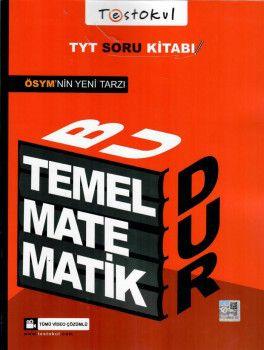 Test Okul Yayınları TYT Temel Matematik Budur Soru Kitabı