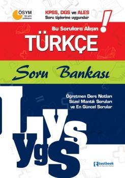 Testbook YGS LYS Türkçe Soru Bankası KPSS DGS ALES Soru Tiplerine Uygundur