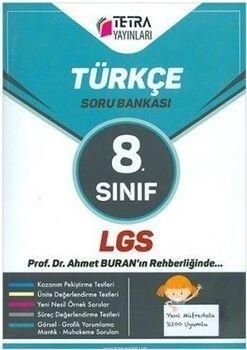 Tetra Yayınları 8. Sınıf LGS Türkçe Soru Bankası