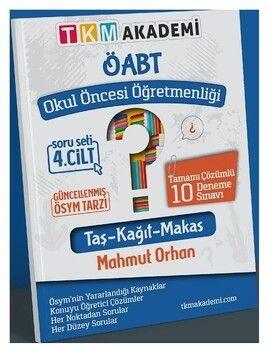 TKM Akademi ÖABT Okul Öncesi Öğretmenliği 10 Deneme Çözümlü 4. Cilt