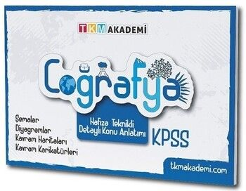 TKM Akademi KPSS Coğrafya Konu Anlatımı