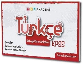 TKM Akademi KPSS Türkçe Konu Anlatımı