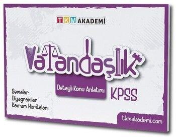 TKM Akademi KPSS Vatandaşlık Konu Anlatımı
