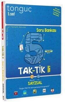 Tonguç 5. Sınıf Sayısal Taktikli Soru Bankası
